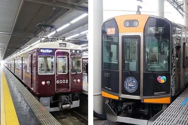 能勢電と阪神