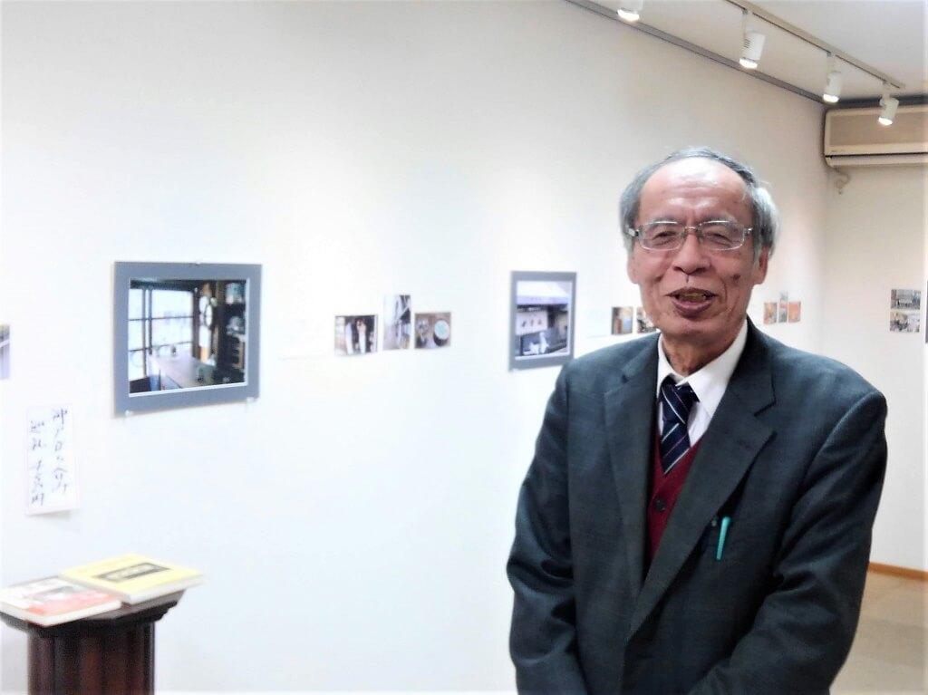 作家の芝田真督さん