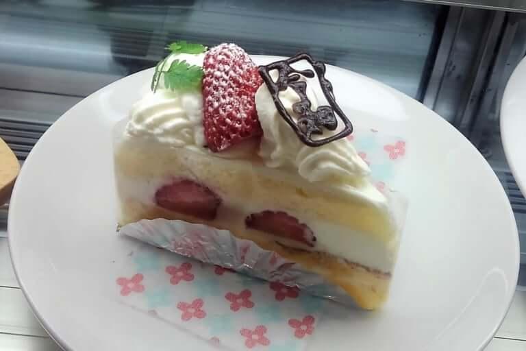 令和ショートケーキ