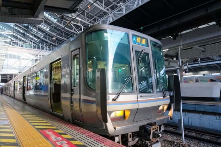 【西宮市】列車と人が接触、17日午前、JR神戸線・甲子園口駅〜西宮駅間で人身事故が発生した模様です