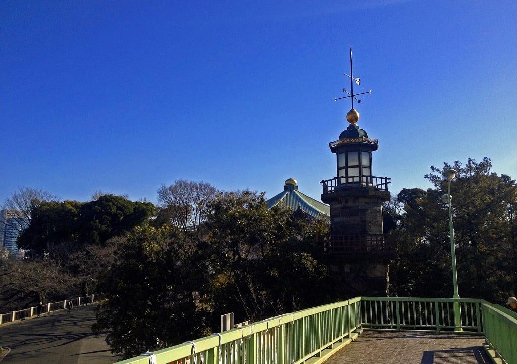 九段坂常燈灯台