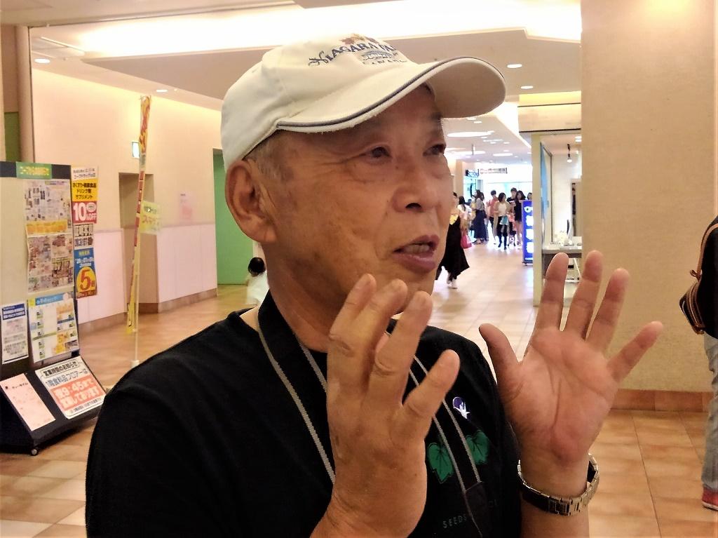 武居勝敏さん