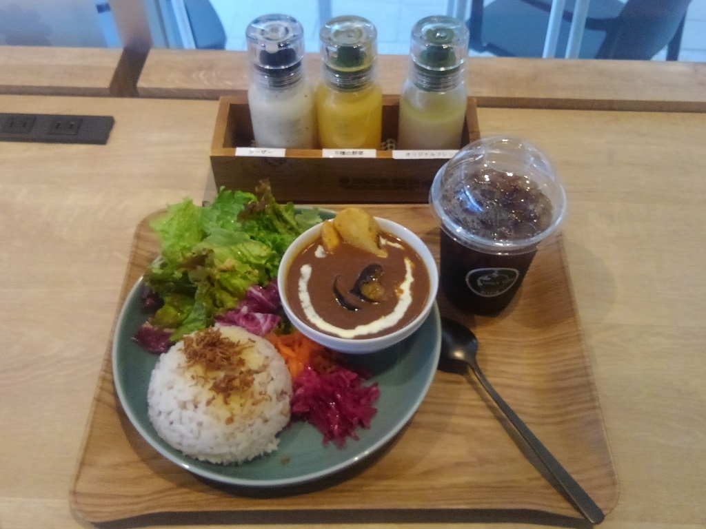 Lavy's Cafeのカレー