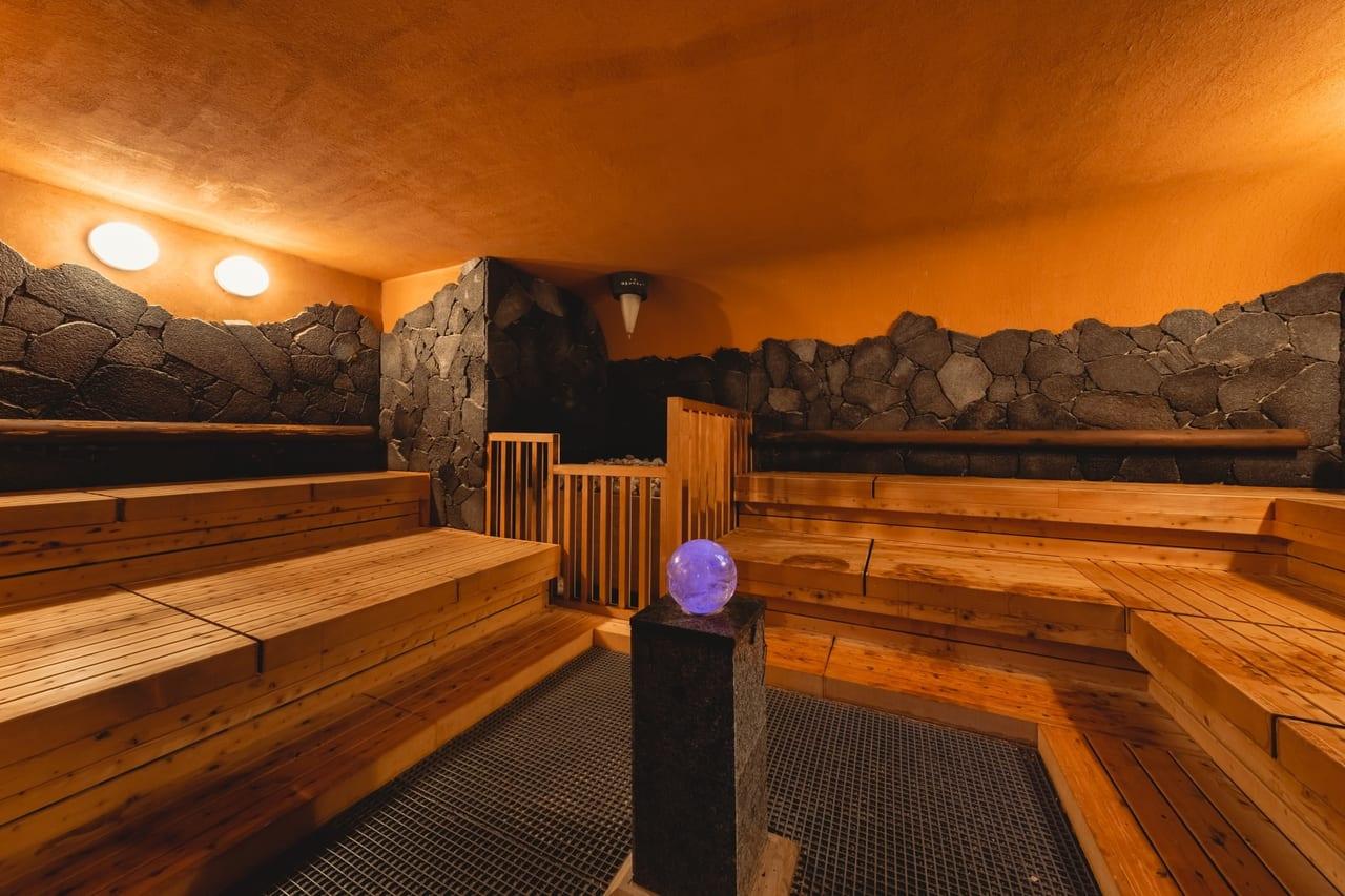太閤の湯サウナ