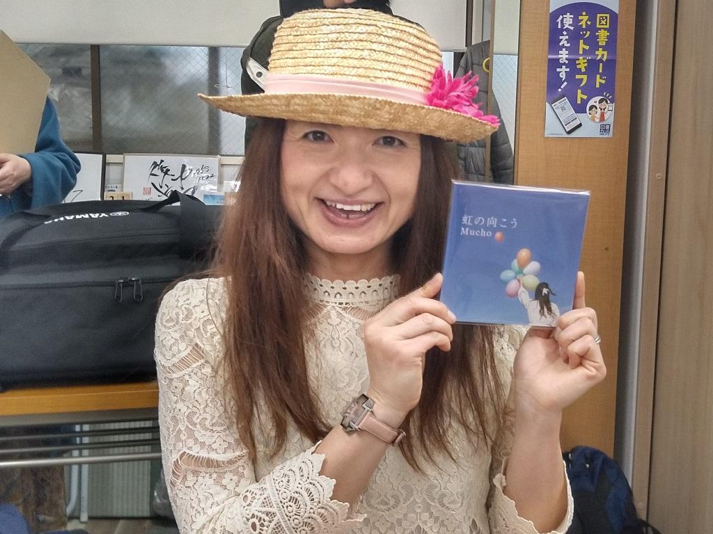 CDとムーチョさん