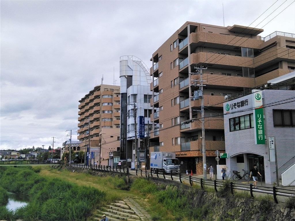宝塚市方向