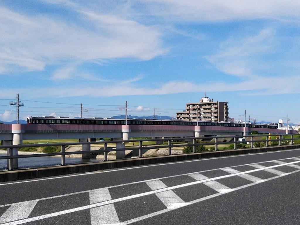 武庫川橋梁