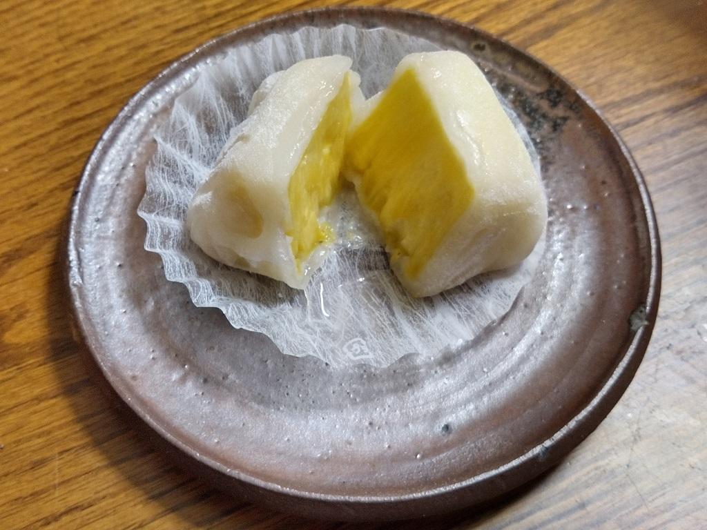 パイナップル(断面)